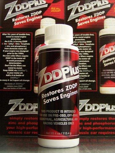 ZDDPPlus ZDDP Engine Oil Additive Zinc & Phosphorus 1 Bottle