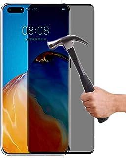 Lapinette Skärmskydd Kompatibelt med Huawei P40 Pro Anti Spy - Härdat Glas Skärmskydd Huawei P40 Pro Anti Spy - Sekretessf...