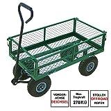 Izzy Bollerwagen Gartenwagen Handwagen (275kg)
