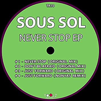 Never Stop Ep