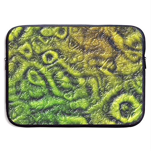 Alien Skin Laptop Sleeve Bag Case,Waterproof and Foldable Laptop Briefcase Neoprene Soft Carring Tablet Travel Case,13 inch