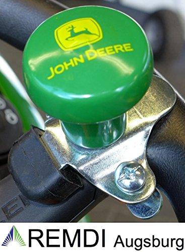Original JOHN DEERE Lenkradknauf Lenkhilfe MCXFA1562 mit grün-gelbem Logo
