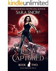 Luna Captured: Book 2 of the Luna Rising Series