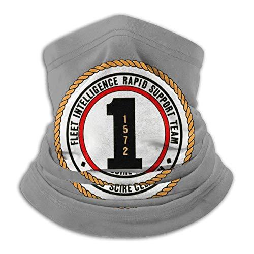 Tour Group 1st 1572 Fleet Intel Rapid SPT Team Microfiber Neck Warmer Scarf Gaiter Headwear Face Bandanas