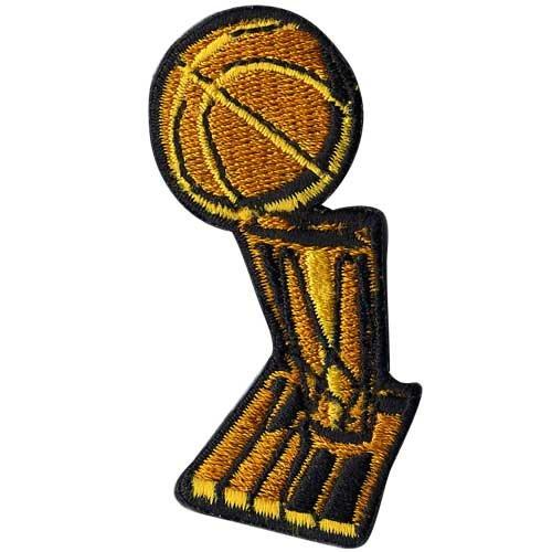 2009 NBA Finals Patch Los Angeles Lakers Orlando Magic