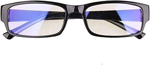 Radiation Resistant Goggles, Computer Radiation Resistant Goggles Anti Fatigue Eyes Protection Glasses
