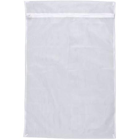 Filet de Lavage Linge blanc 5 tailles de sacs /à linge Sac Machine /à Laver 5 pi/èces Sacs de lavage en filet r/éutilisables et durables pour v/êtements literie Heiqlay Filet Linge Machine /à Laver