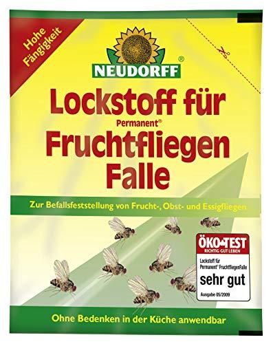 NEUDORFF Lockstoff für Permanent FruchtfliegenFalle 30 ml