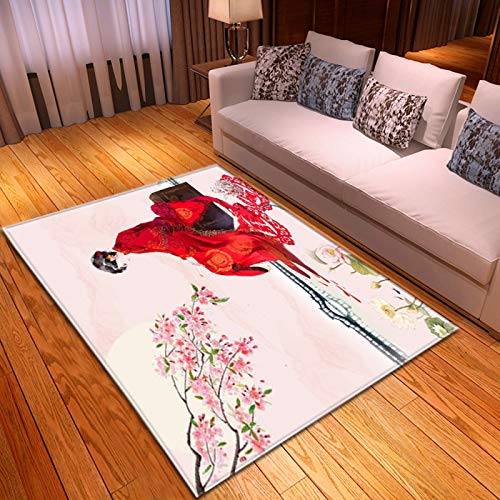 Michance Double-Layer Thick Non-Slip Waterproof Carpet Suitable For Villas, Shopping Malls, Playgrounds Non-Shedding Pet Mat