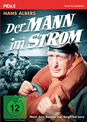 Der Mann im Strom / Abenteuerkultfilm mit Starbesetzung nach dem Roman von Siegfried Lenz (Pidax Film-Klassiker)
