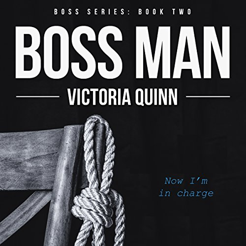 Boss Man audiobook cover art