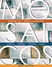 Mosaicos: Spanish as a World Language, Brief Edition