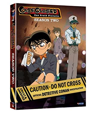 Case Closed: Season 2 Set