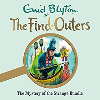 The Mystery of the Strange Bundle     The Find-Outers, Book 10              By:                                                                                                                                 Enid Blyton                               Narrated by:                                                                                                                                 Thomas Judd                      Length: 4 hrs and 2 mins     8 ratings     Overall 5.0
