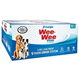 Four Paws Wee-Wee Superior Performance Dog Pads 40 Count 28' x 34'