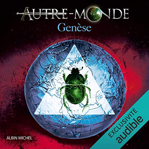 Genèse Audiobook By Maxime Chattam cover art