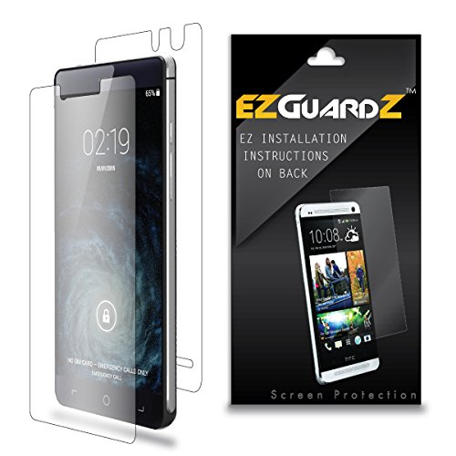 (3-Pack) EZGuardZ Full Body Screen Protector for Elephone S2 Plus (Ultra Clear)