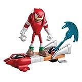 Bizak Sonic - Figura + Accesorio Acción - Knuckles 30692503...