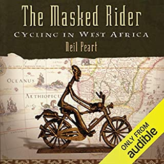 The Masked Rider audiobook cover art
