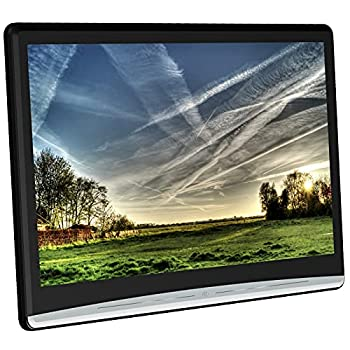 13.3 inch One Android 9.0 Car Headrest Video Player with WiFi Sync Screen Tablets Phone Mirror Car Back Seat TV Monitors,Support Netflix YouTube HDMI in Out Bluetooth 1PCS