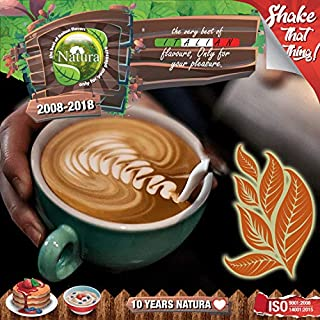 E LIQUID PARA VAPEAR - 100ml Tobacco Coffee Latte (Tabaco de resistencia media y café