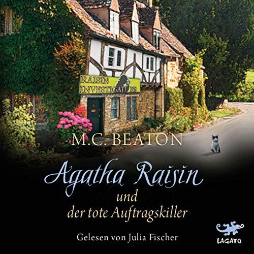 Agatha Raisin und der tote Auftragskiller Titelbild