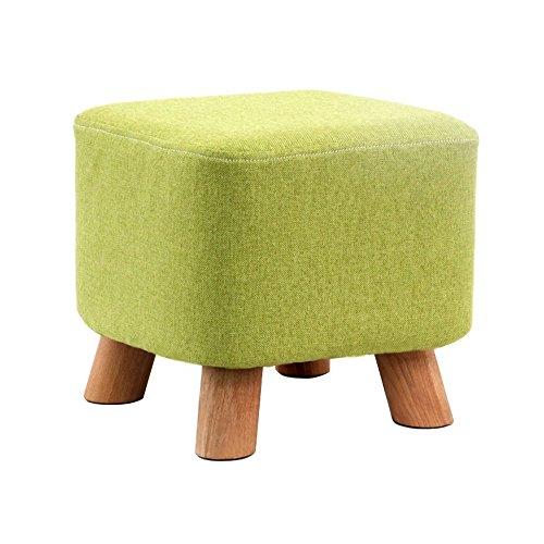 INTER FAST Inicio zapatos para adultos banco de cambio taburete de madera maciza banco de moda sofá creativo banco sala de estar mesa de centro taburete taburete de madera maciza lavado y lavado diseñ
