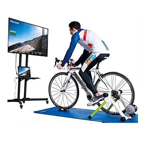 VictorySport Home Trainer Vélo Smart et Home Trainer Magnétique Entraîneur Réglable Turbo de Vélo Route de 26\
