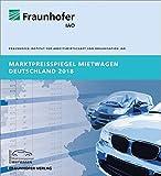 Marktpreisspiegel Mietwagen Deutschland 2018. - Stuttgart Fraunhofer IAO