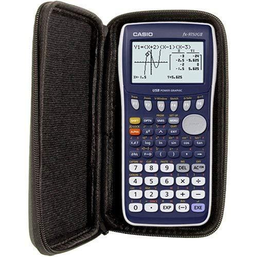 Funda protectora WYNGS para Calculadora y Calculadora Gráfica de Casio, para Modelo: Casio FX-9750GII