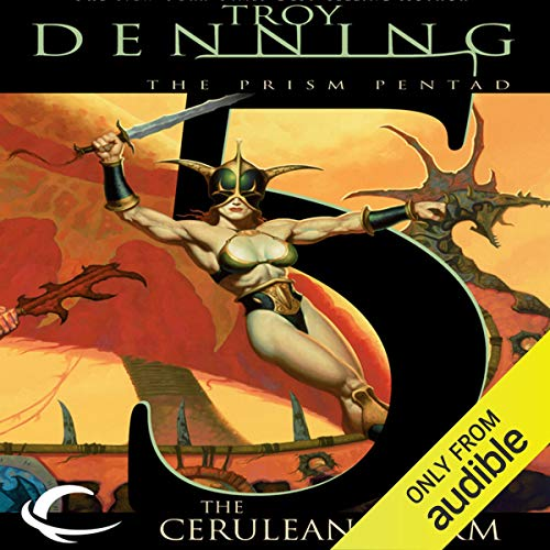 The Cerulean Storm: Dungeons & Dragons: Dark Sun: Prism Pentad, Book 5