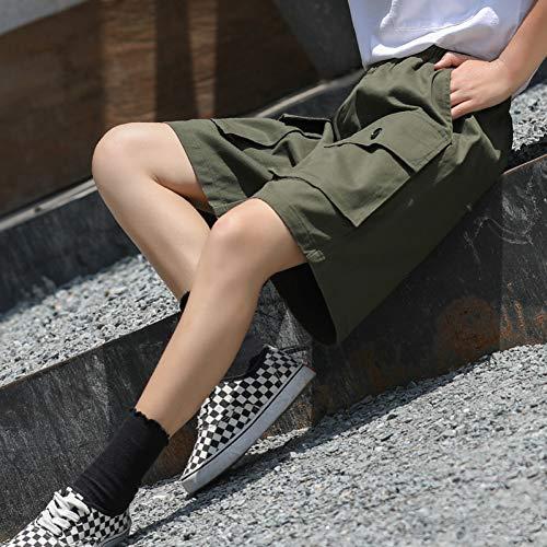 RUGND - Angel-Hosen für Damen in L, Größe ArmyGreen