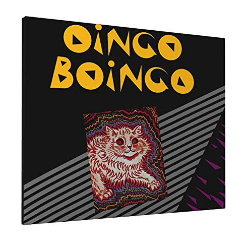 Oingo Boingo Classic Decorative Paintings 3D Hd Poster Painting Living Room Bathroom Wall Decoration Wall Hanging Fashion One Size Drawing