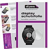 dipos I 6X Schutzfolie klar kompatibel mit Garmin Approach S60 Folie Bildschirmschutzfolie