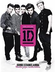 One Direction. Donde estamos ahora: Nuestro grupo, nuestra historia (Música y cine)