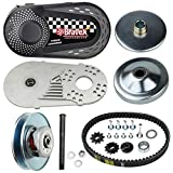 Motovecor Go Kart Torque Converter for Predator 212 Clutch Set,...