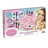 Diset - Centro de uñas de fantasía de la Señorita Pepis, Set de manicura a partir de 5 años