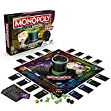 Hasbro Gaming E4816GC2 Monopoly Voice Banking, sprachgesteuerter Familienspiel ab 8 Jahren, Multicolor -