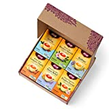 Yogi Tea - Yogi Favorites Variety Pack in Gift Box Packaging (6 Pack) - Includes 6 of the Most Popular Yogi Teas - 96 Tea Bags
