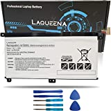 Laqueena AA-PBUN3AB Laptop Replacement Battery for Samsung NP530E5M NP530E5M-X02US NP550XTA-K01US NP740U3L-L02US NP740U5L NP740U5L-Y03US Series AA-PBUN3QB BA43-00377A 11.4V 43WH/3780MAH 3-Cell