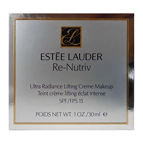 Estee Lauder Re-Nutriv Ultra Radiance Lifting Creme Makeup SPF 15/1 oz. Cashew