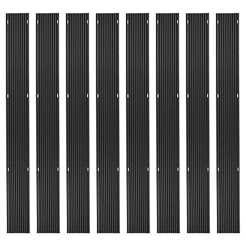 Discount Ramps Black Ice SKI-G60-8 5' Snowmobile Ski Carbide Glide Protector (8 Sections, 40' Total)