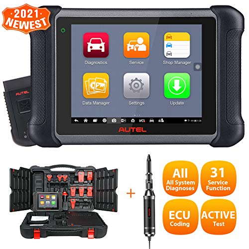 Autel Maxisys MS906BT Automotive Scan Tool with MV108, 2021...