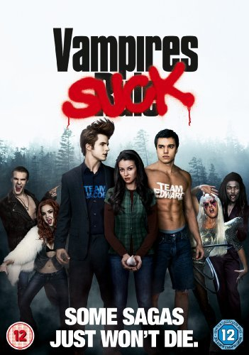 Vampires Suck [DVD] by Jenn Proske