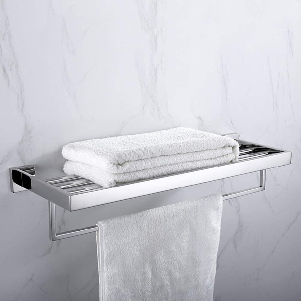 Yxsd Towel Rack Made OFFicial site of Brushed Steel Nashville-Davidson Mall Stainless 304 T