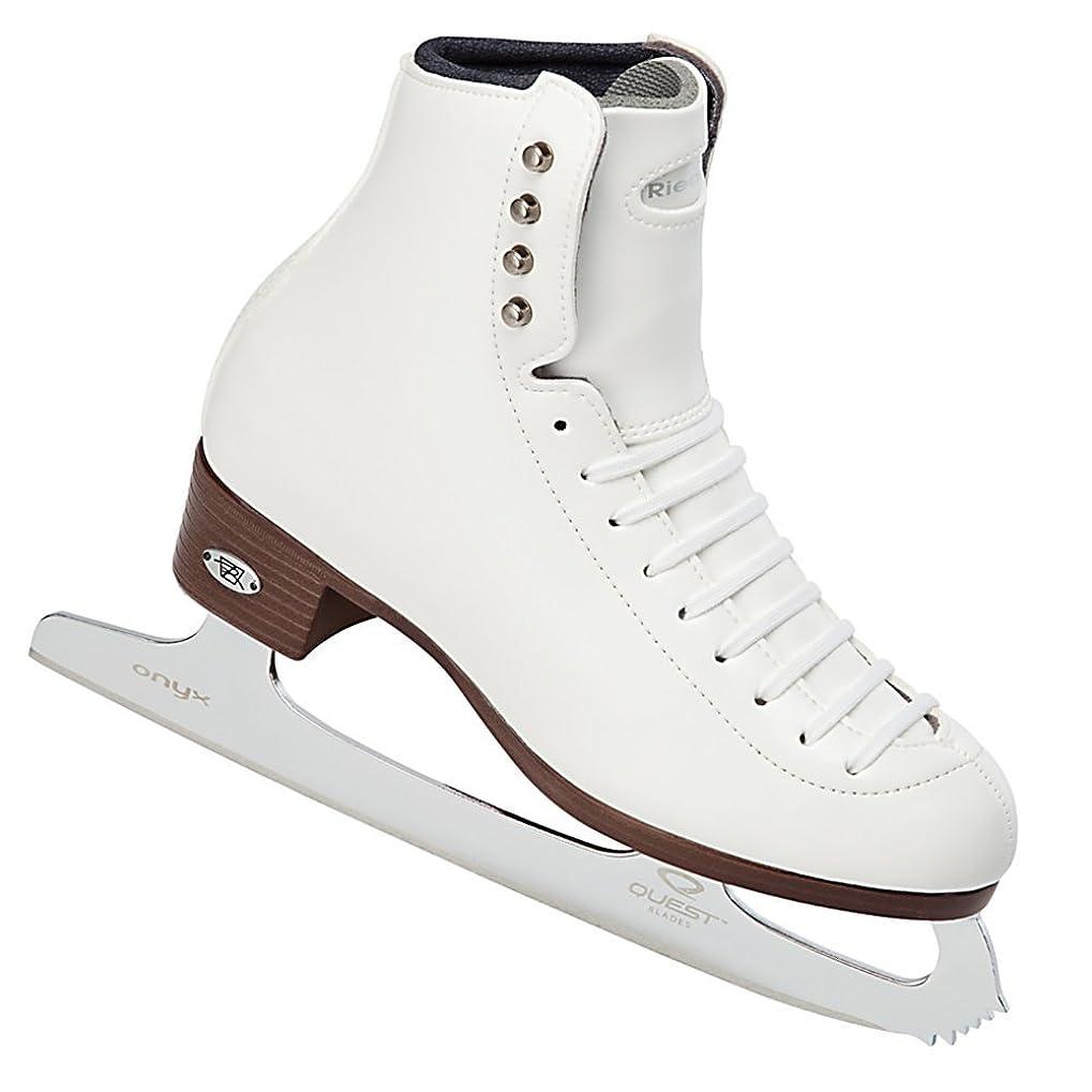 悲しいことに鮫戦士Riedell 133?Figure Skates With DsI rs-2000ブレード( Ladies )