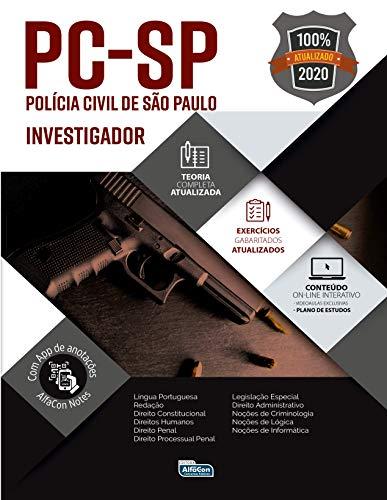 Investigador de Polícia Civil de São Paulo - PC SP