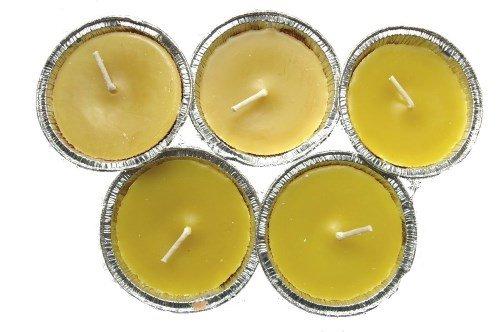 Amafino Flammschale 5 Stück 10 cm Brenndauer ca. 24 Std. Gartenkerzenlicht Partylicht