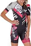 Zoot LTD Tri Kurzarm Aero Women's Racesuit -