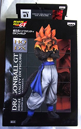 Dragon Ball GT prefabricated high quality DX Figure Super Saiyan 4 Gogeta (japan import) by Banpresto